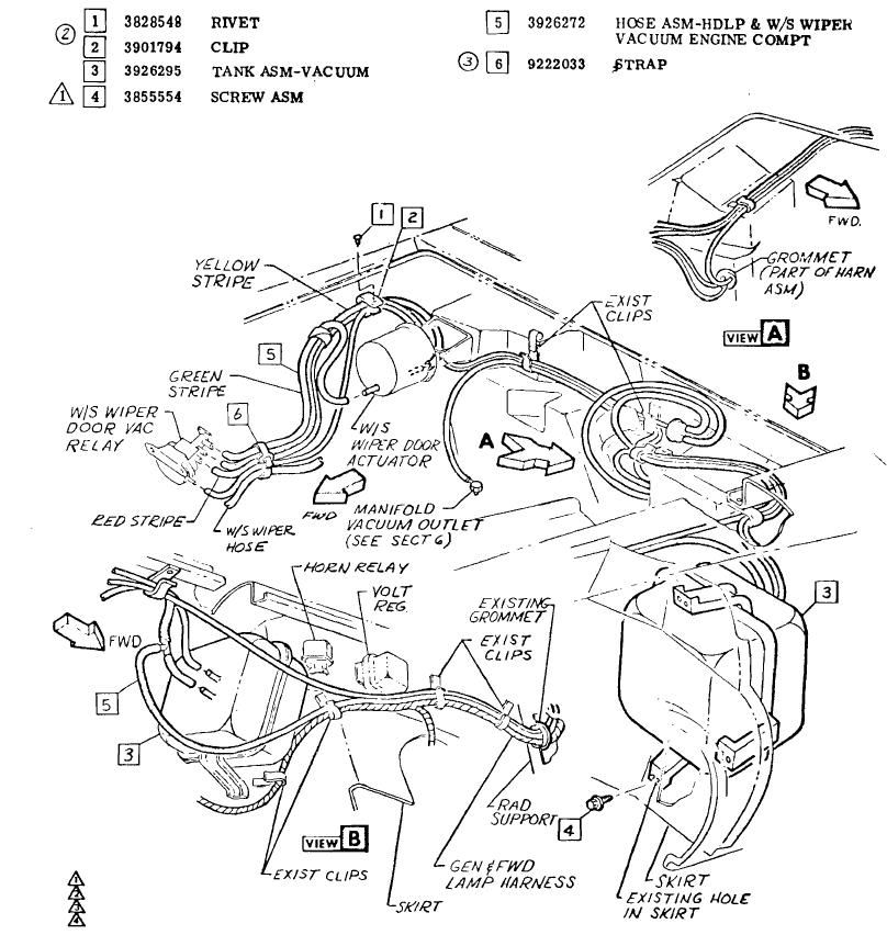1992 corvette wiper wiring diagram 68 corvette wiper wiring diagram