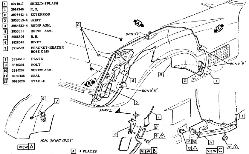 wiring diagram for 1981 corvette