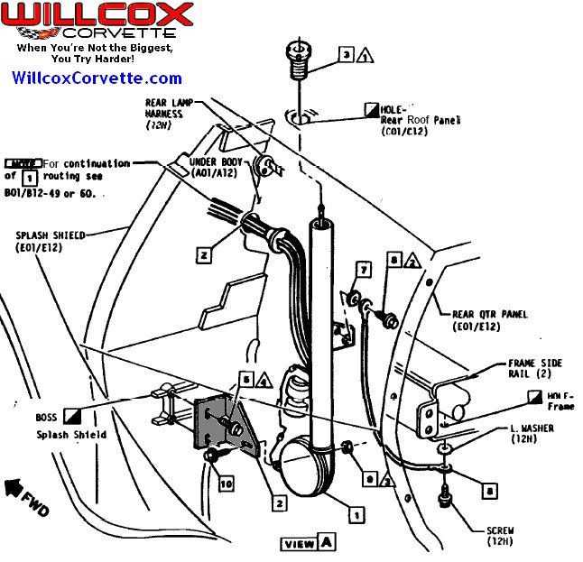 S Wiper Motor Wiring Diagram Amazing Html on Corvette Antenna Replacement