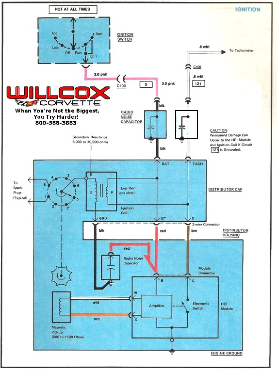 79 corvette door wiring diagram