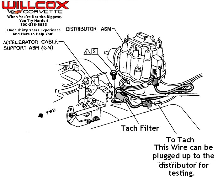 1979 Corvette Tach Filter Picture on 1957 chevrolet wiring diagram