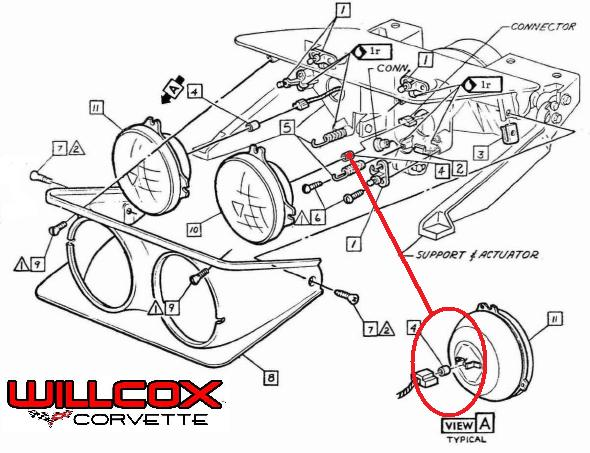 65 chevelle steering column wiring diagram