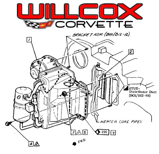 Wiring Diagram For 1972 Triumph Spitfire further Schematic centre together with Digestive System Diagram No Labels together with 1977 1982 Corvette Heater Box And Evaporator Core Picture together with Catalog3. on 1964 wiring diagram