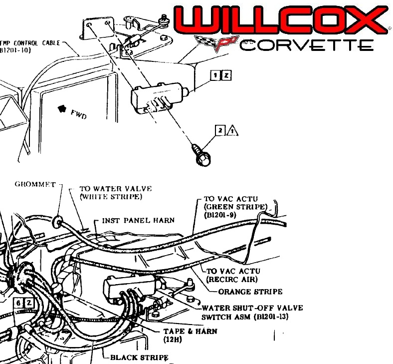 Chevrolet Heater Control Valve Location on chevrolet aveo wiring diagrams