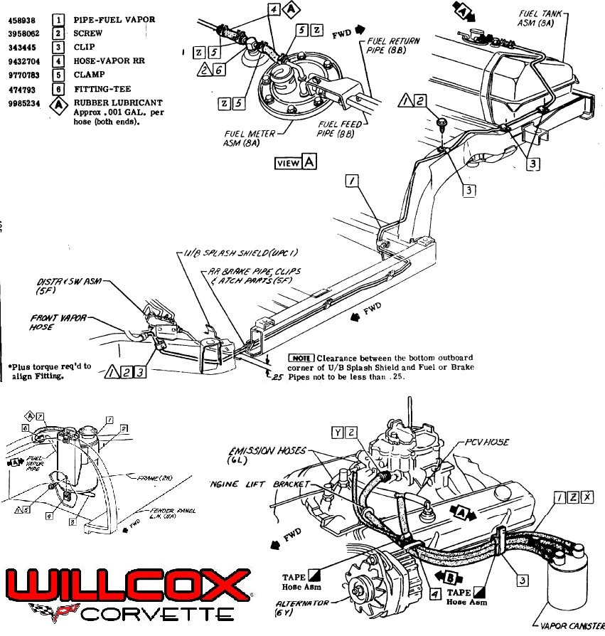 Lincoln Radio Wiring Diagram 1977 Html in addition 25836 V6 Pcv Valve Location likewise 2yx8k 2001 Toyota 4runner Sr5 Vsc Lights Came Inspection Sensors further Discussion D608 ds527417 together with P 0996b43f802c531f. on toyota 4runner evap system