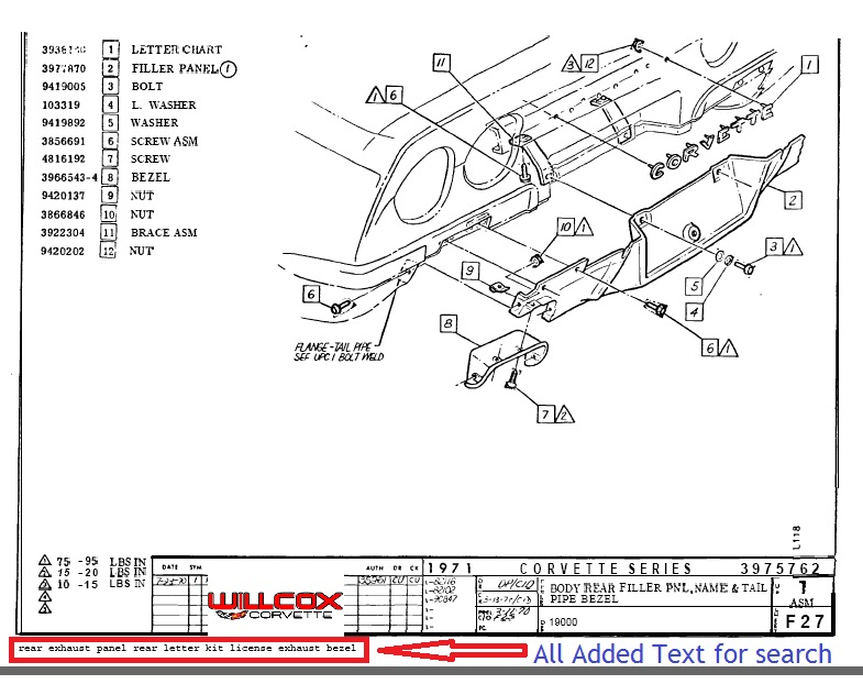 Wiring Diagram 1975 Corvette Stingray on cox wiring diagrams