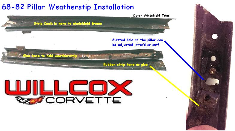 1968-1982-corvette-corvette-pillar-weatherstrip-installation-68-82-glue-or-no-glue