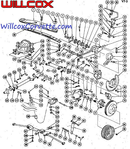 wiring harness diagram for 1963 impala