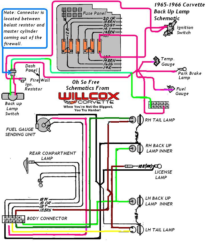 1966 Corvette Sending Unit Wiring Diagram Schematic on 67 camaro wiring diagram