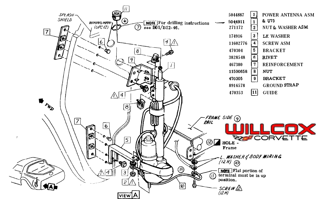 1960 corvette wiring diagram  1960  get free image about