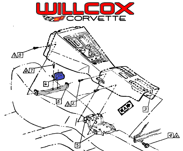 C3 Corvette Tech Wiring Diagram Get Free Image About on wiring of 1980 corvette window diagram