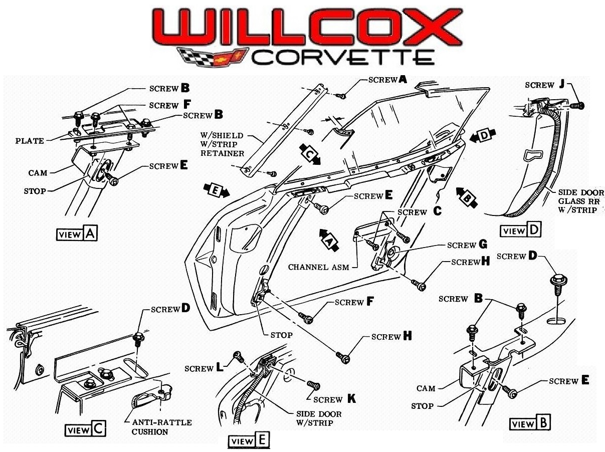 1981 corvette wiper wiring diagram