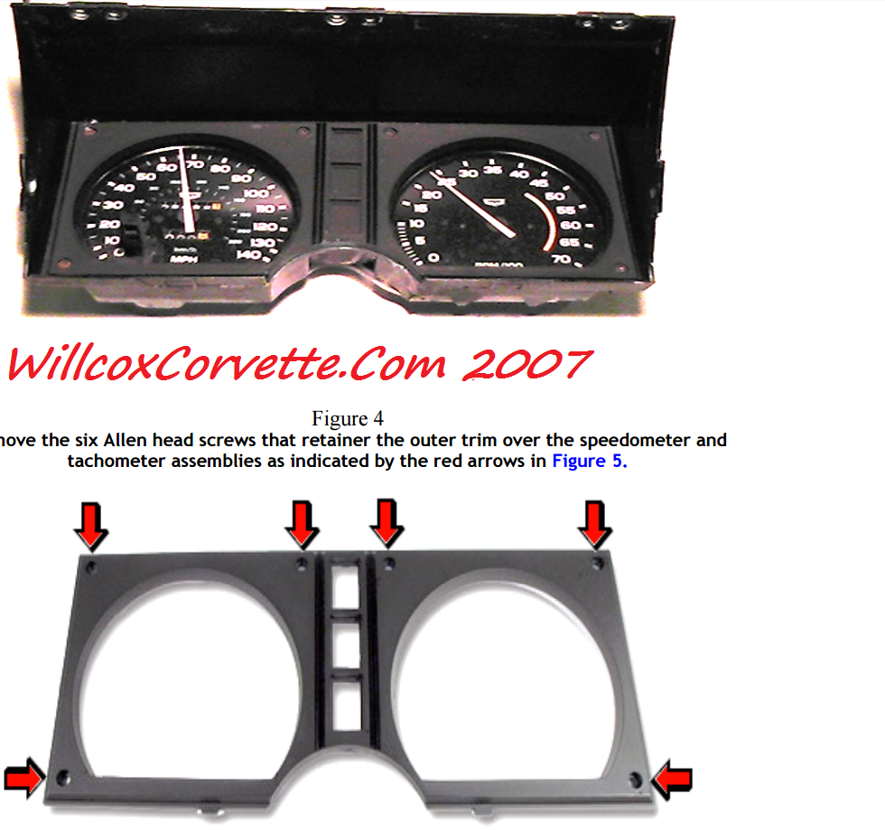 speedo-tach-bezel-retaining-screws