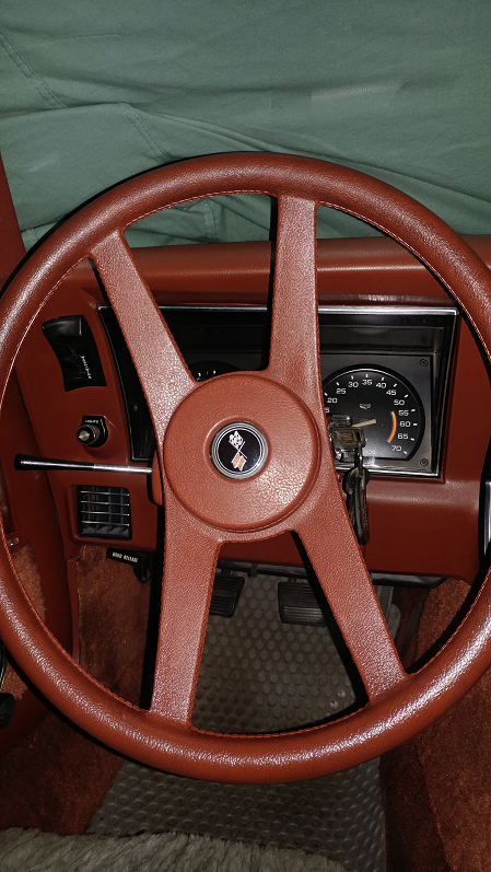 78 standard column steering wheel and horn button
