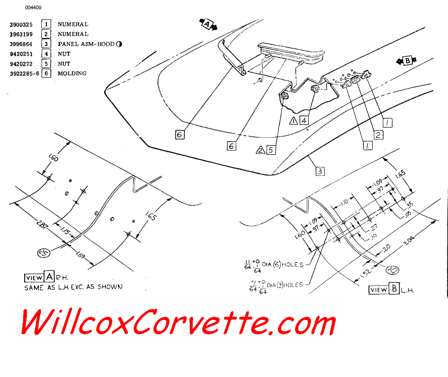 Willcox Corvette, Inc. - Corvette Repair & Install Help