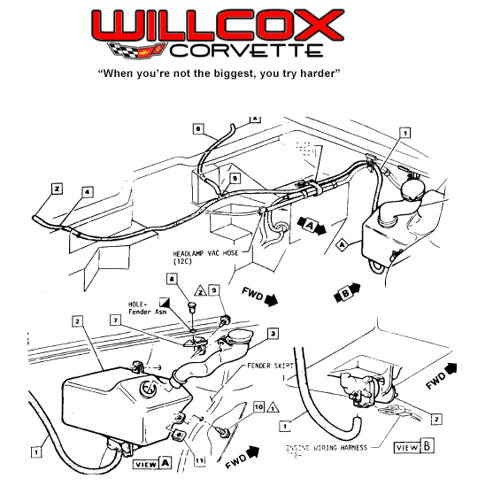 77 corvette engine vacuum diagram  u2022 wiring diagram for free
