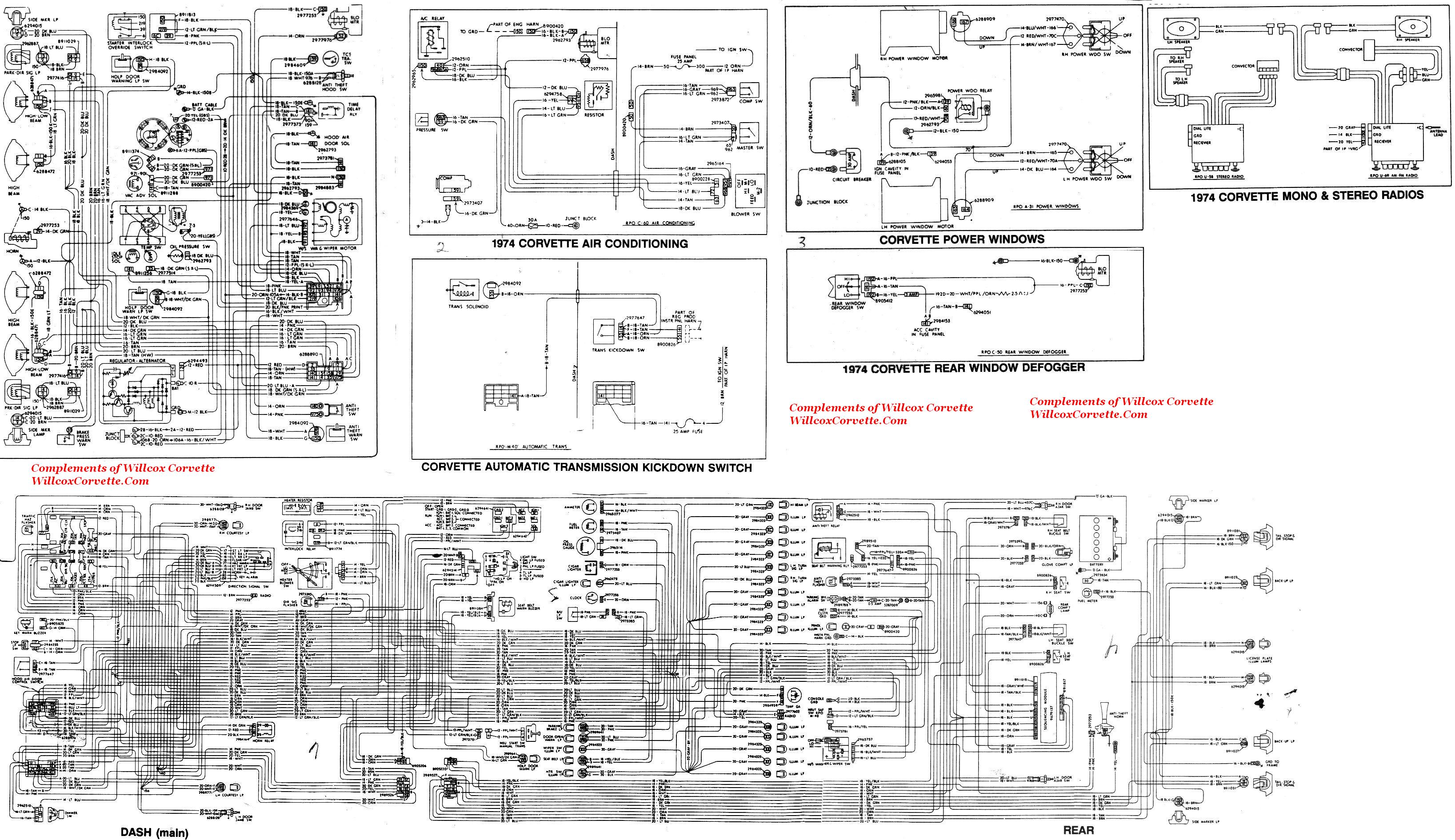 1974 corvette wiring harness - wiring diagram export nut-bitter -  nut-bitter.congressosifo2018.it  congressosifo2018.it
