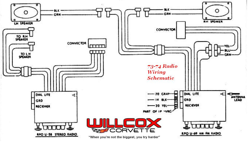 1996 Corvette Radio Wiring Diagram Wiring Diagram
